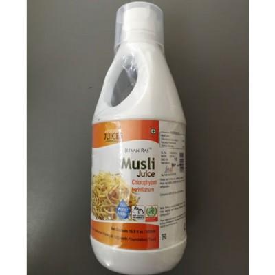Ayurvedic Musli Juice 500ml (Chlorophytum borivilianum)