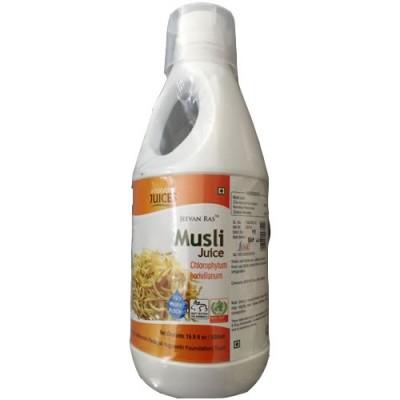 Musli Juice 500ml (Chlorophytum borivilianum)