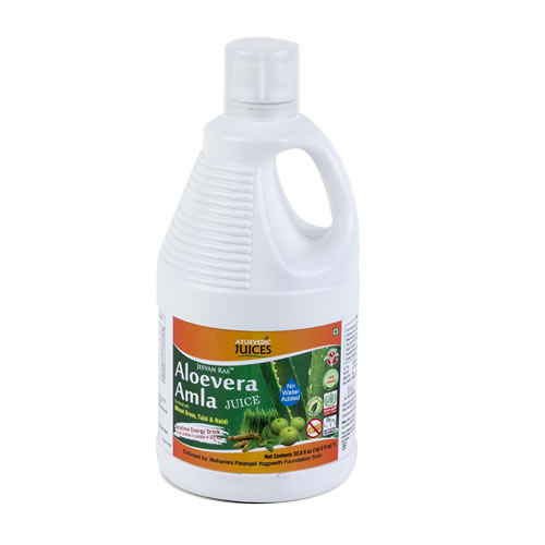 Aloevera-Amla Juice 1000ml Ayurvedic Juices