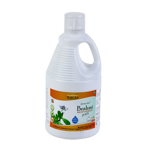 Brahmi Juice 500ml (Bacopa monnieri)