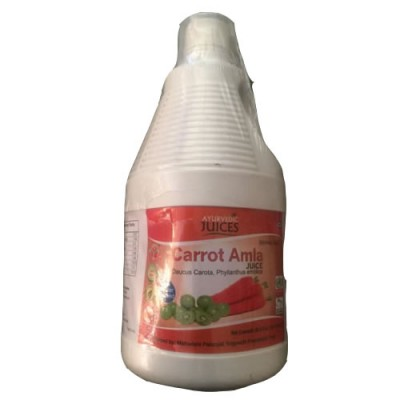 Carrot-Amla Juice 1000ml