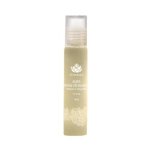 Shankara Aura Essential Oil Deodorant Ylang Ylang 10ml