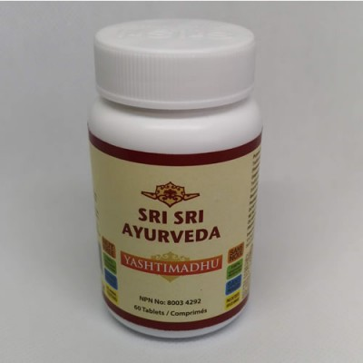 Sri Sri Organic Yashtimadhu Tablets