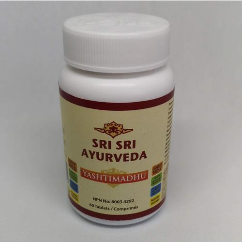 Sri Sri Organic Yashtimadhu Tablets