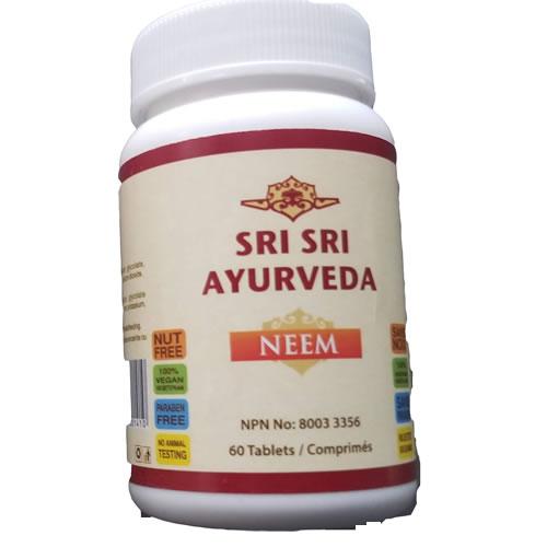 Sri Sri Organic Neem Tablets