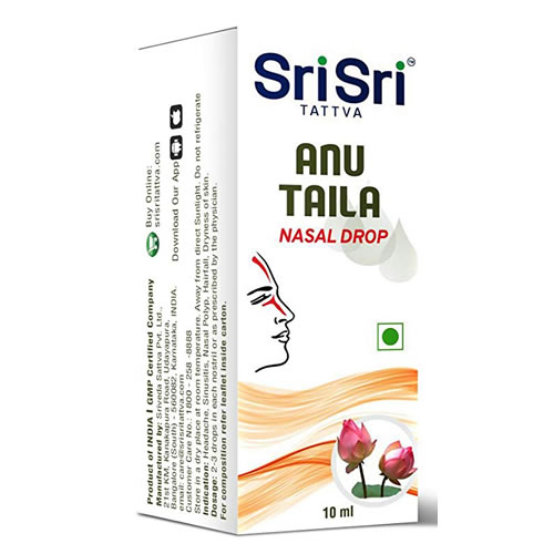 Sri Sri Anu Taila 10ml