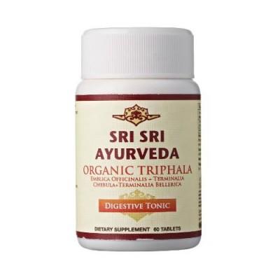 Sri Sri Organic Triphala Tablets