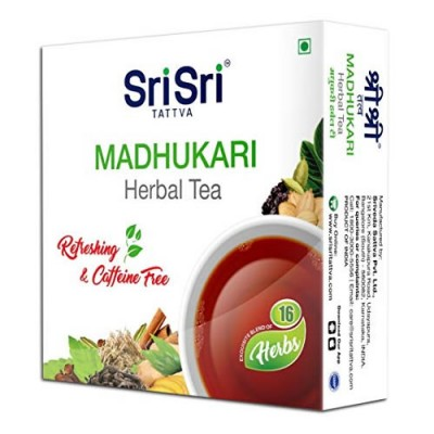 Sri Sri Madhukari Herbal Tea 100gms