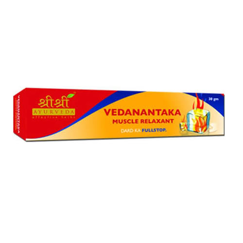 Sri Sri Vedanantaka Muscle Relaxant