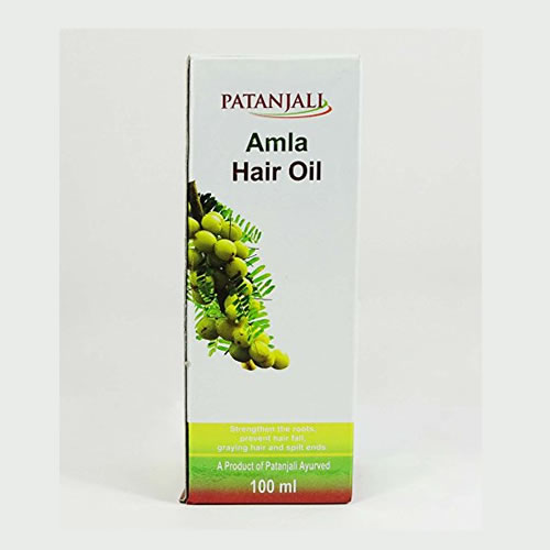 Patanjali Amla Hair Oil  100ml