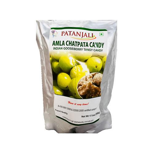 Patanjali Amla Chatpata Candy 500gms
