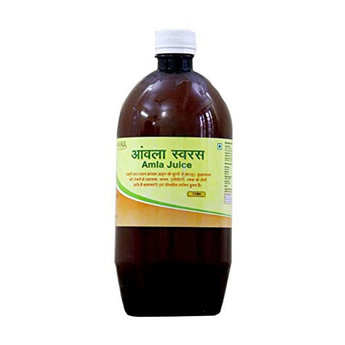 Patanjali Amla Juice 1ltr Supplements