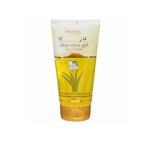 Patanjali Saundarya Kesar Chandan Aloe Vera Gel  Kitchen / Personal Care