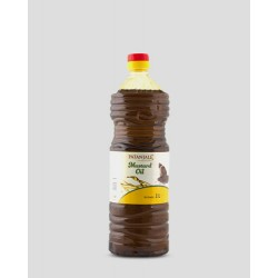 Kachi Ghani Mustard Oil 1Ltr