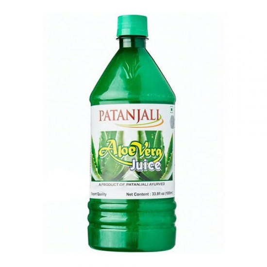 Patanjali Aloevera Juice 1000ml