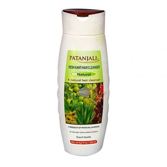 Patanjali Kesh Kanti Natural Shampoo