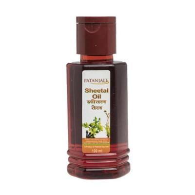 Patanjali Sheetal Oil
