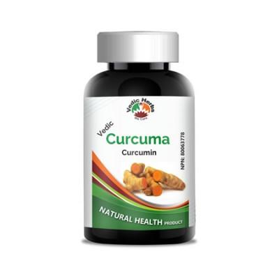 Vedic Curcuma 400mg