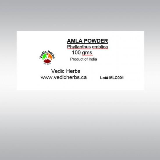 Amla Powder 100gms