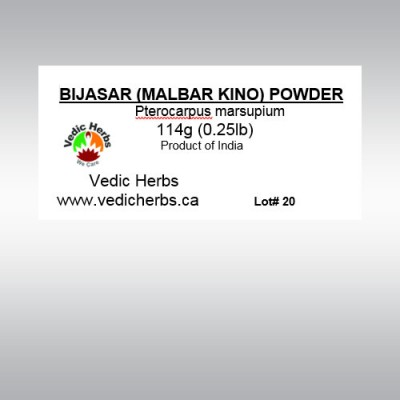 Bijasar Powder 114gms