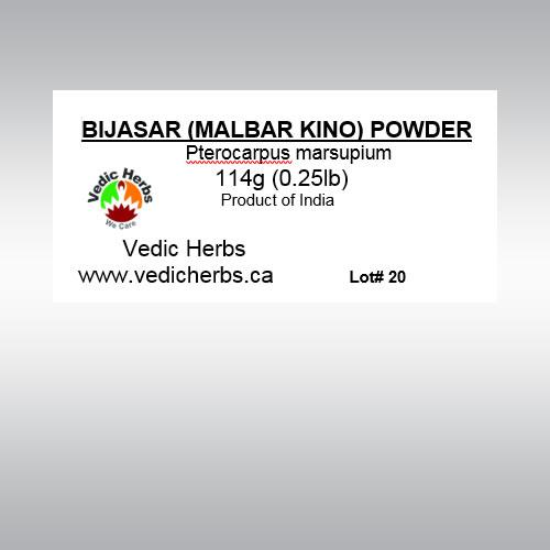 Bijasar Powder 114gms