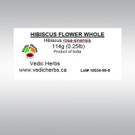 Hibiscus Flower Whole 114gms