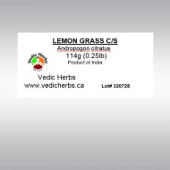 Lemon Grass CS