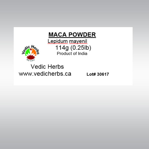 Maca Powder Vedic Herbs