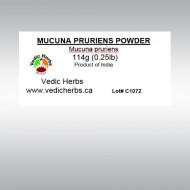 Mucuna Pruriens Powder 100gms