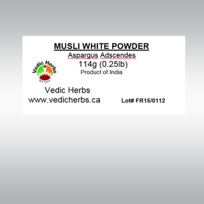 Musli White Powder