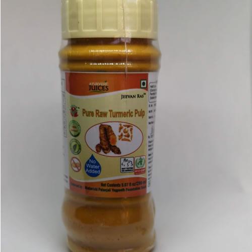 Pure Raw Turmeric Pulp 200ml