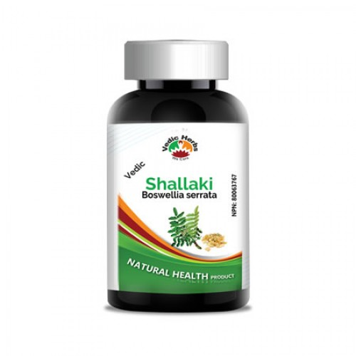 Vedic Shallaki 333mg Vedic Herbs