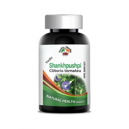 Vedic  Shankhpushpi 500mg Vedic Herbs