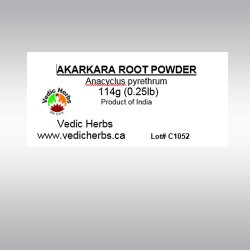 Akarkara Root Powder 57gms