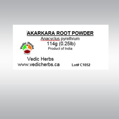 Akarkara Root Powder 114gms