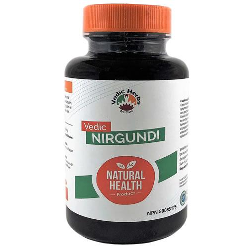 Vedic Nirgundi 400mg Vedic Herbs